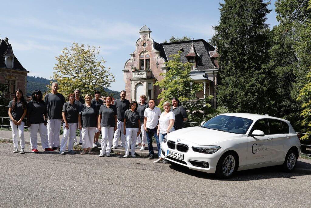 Mitarbeiter in der Pflege - True Living Care Company Baden-Baden